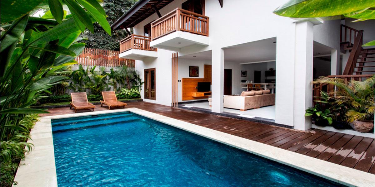 Delu Villas Suites Seminyak Bali Official Website
